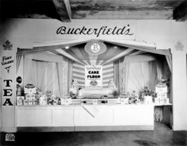 Buckerfield's display of cake flour