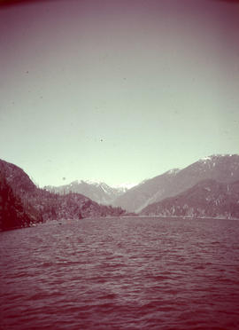 View of upper Howe Sound