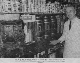 History of sugar, syrup tins; Louth, U.K.