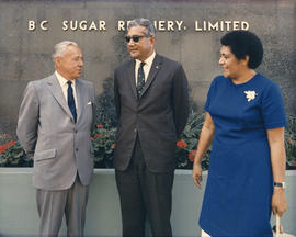 Visit of Ratu Sir Kamisese Mara, K.B.E., Prime Minister of Fiji, and Adi Lady Lala Mara