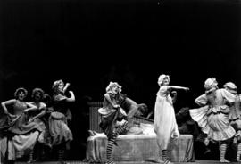 "Bette Cosar (third from the left) in the Vancouver Opera Association's production of ""R..."