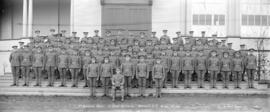 9th Overseas Draft 1st Depot Battalion Vancouver, B.C. April 15th 1918