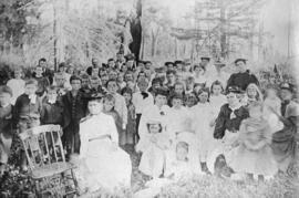 [An East South Vancouver (Carlton) School picnic]