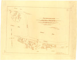 Plan showing lands occupied in Stanley Park near Brockton Point, City of Vancouver, B.C.