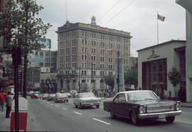 [Victory Square at 200 West Hastings Street]