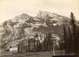 C.P.R. Hotel, Banff National Park
