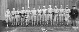 [Purdy Baseball Team - players identified]