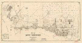 Plan of West Vancouver Municipality
