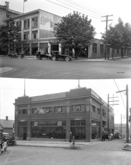 [Begg Motor Company (top) and Knight Higman Motors Ltd. (bottom)]