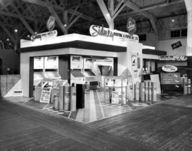 Sidney Roofing and Paper Co. display