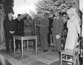 Opening Hycroft [as Shaughnessy Military Auxiliary Hospital]