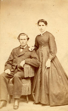 [Mr. and Mrs. T. Sherman]