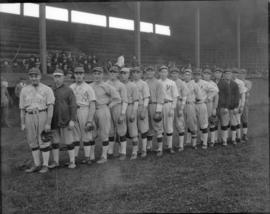 Arnold and Quigley Baseball Team