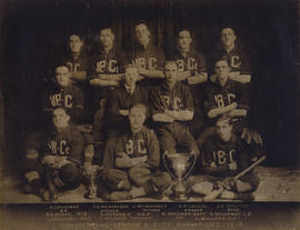 Commercial League & City Champions, 1914