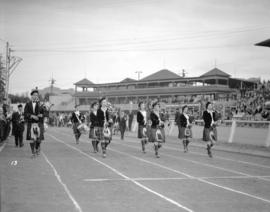 Caledonian Games [Procession of Highland Band]