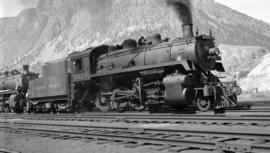 C.P.R. Steam, Pass. Eng. #3630 [Class N2A]