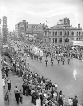 Empire Day Parade