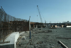 Cambie Bridge Construction [44 of 76]