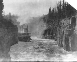 Steamer Clifford Sifton Shooting Miles Canyon