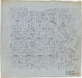 Sheet No. 27 [Victoria Drive to Fifteenth Avenue to Knight Street to Twenty-second Avenue]