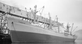 M.S. Tindalo [at dock]