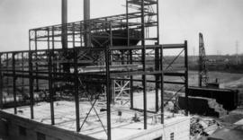 Boilerhouse July 1939 [under construction]