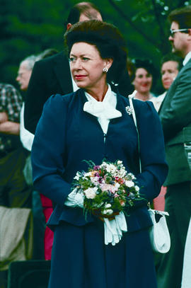 People, Botanists : Princess Margaret