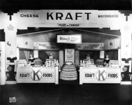 Kraft Foods product display