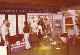 The House of Kohler display booth