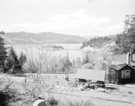 [Thomas Garrow's house at Garrow Bay near Whytecliffe Park]