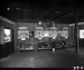 Canadian Kodak Co. display of photography equipment