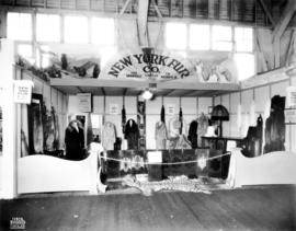 New York Fur Co. display