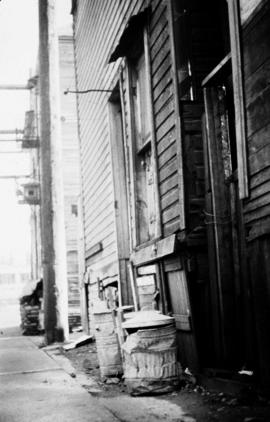 [Alley in Strathcona]
