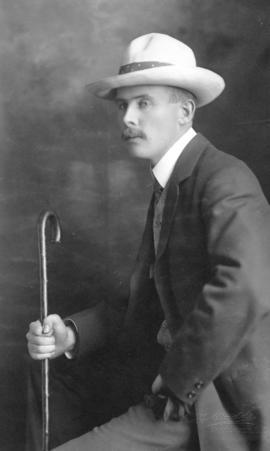 Constantin Alvo von Alvensleben, German Consul, CVA AM54-S4-: Port P1082