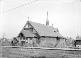 St. Peter's [Anglican] Church, 31st and Main, S[outh] Vancouver