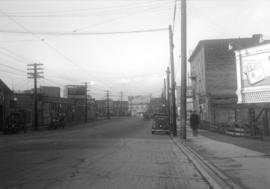 Main [Street] and 7th [Avenue] northwest city