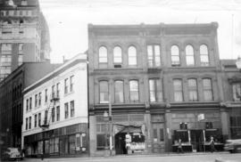 [Arlington Block 300-314 West Cordova St.]