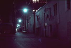 Street lights - lanes [2 of 3]
