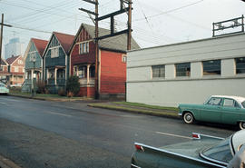 [Houses along] Helmcken St[reet]