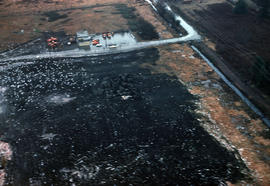 Aerial pix of various landfill [1 of 2]