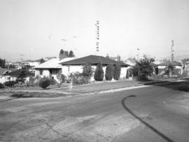 Slocan Street, west side, 6th to 7th Avenues - view northwest