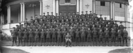 1st Depot Battalion [group photograph]