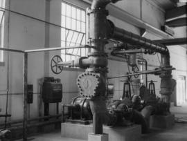 Main water pumps