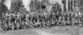 Annual Convention B.P.O.E. at New Westminster Sept. 28-29-30 & Oct. 1, 1920