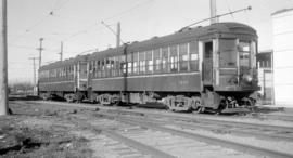 B.C.E.R. [Interurban] Cars [#]1224-1225