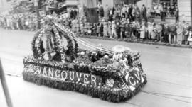 Calithumpian Parade : Vancouver parade float