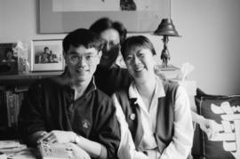 Publicity shots of Paul Yee : ca. 1991 [19 of 21]