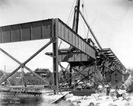 First Avenue Viaduct - Dominion Construction Company Limited, Contractors