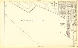 Sheet N : Musqueam Reserve to Wallace Street and Thirty-eighth Avenue to Forty-ninth Avenue