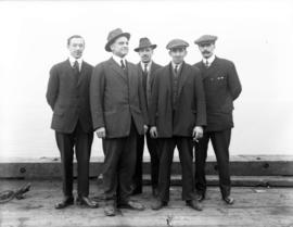 Union Steamship employees